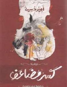 رواية كسر مضاعف - أمير حسين