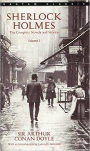 سلسلة روايات شارلوك هولمز ج1 - آرثر كونان دويل