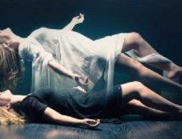 تجربة الاقتراب من الموت