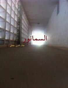 تحميل رواية السمانور pdf – علاء الدين جفالي